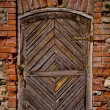 Old fortress door  — Stock Photo #56152811