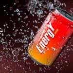 bebida energética — Fotografia Stock  #57729847