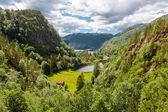 Norway landscape. — Zdjęcie stockowe