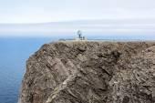 North cape (nordkapp), norsko — Stock fotografie
