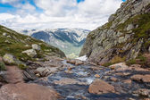 ノルウェーの風景. — ストック写真