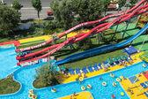 Aqua Park Mamaia Romania — Stock Photo