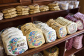 Panforte In A Siena Grocery — Stock Photo