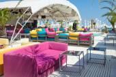 Tan Tan Beach Summer Club Mamaia Romania — Stock Photo