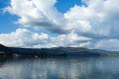 Fundo de lago — Foto Stock