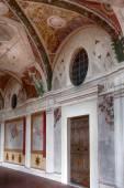 Frescoes At Villa Lante — Stock Photo