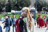 Nascita del Festival di Roma 2015 — Foto Stock