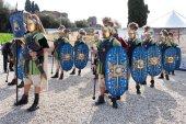 ローマの祭 2015年の誕生 — ストック写真