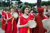 Birth Of Rome Festival 2015 — Stock Photo