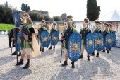 Рождение Рима фестиваля 2015 — Стоковое фото