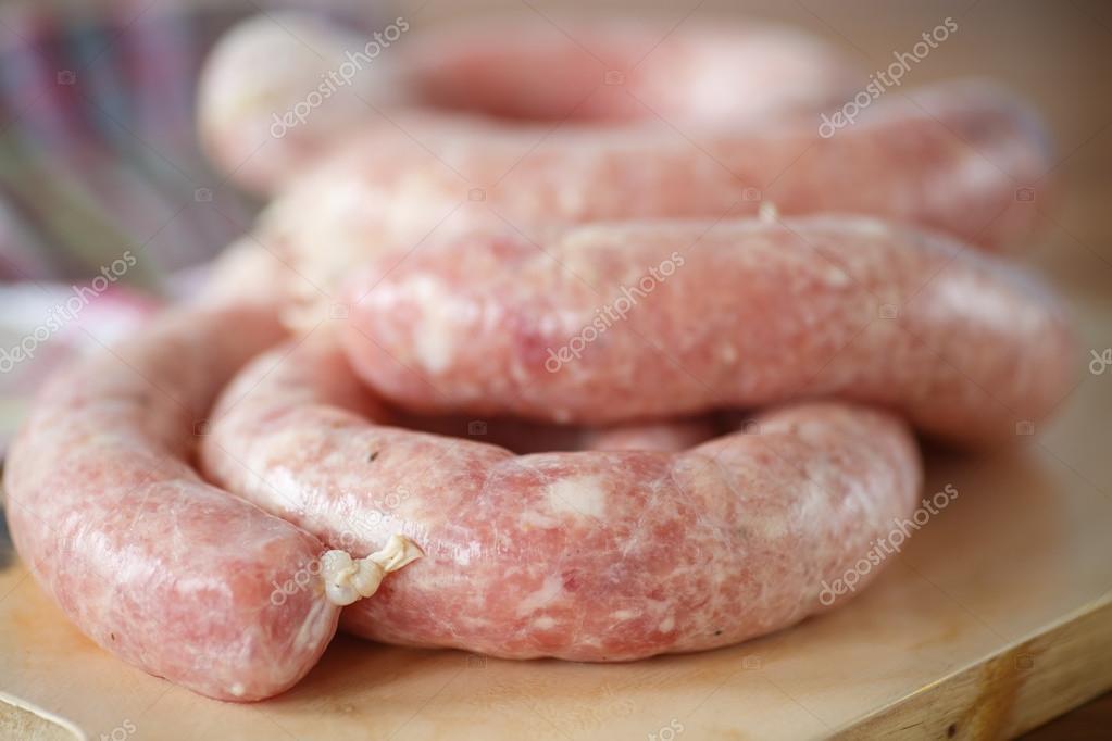 Рецепты домашней колбасы копченойы
