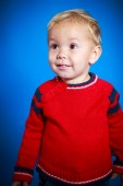 Portrait of a cute boy  — Stock Photo