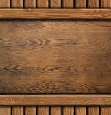 古い木製の板の背景 — ストック写真