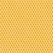 Honeycomb or bee honey comb seamless texture — Stock Photo #61231101