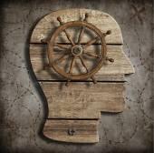 Behaviour and mind control concept — Stock Photo