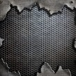 Grunge metal template background — Stock Photo #70961671