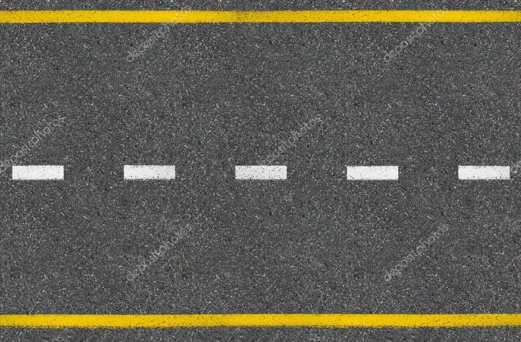 Vue de dessus de route asphalte photographie andrey for Table vue de haut