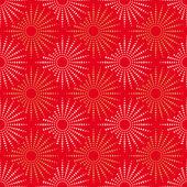 织物或复古壁纸纹理无缝平铺背景 — 图库矢量图片