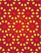 丰富多彩的几何图案 — 图库矢量图片
