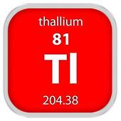 Materiální znak Thalia — Stock fotografie