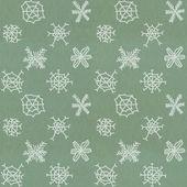 Seamless Christmas pattern — Stock Photo