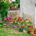Old italian house — Stock Photo #52754811