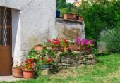Old italian house — Stock Photo