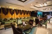 Interior Hotel Hotel Grand, Sharjah — Stock Photo