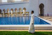Shaikh Zayed Mosque — Stock Photo