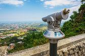Rimini view — Stock Photo