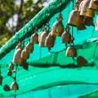 Tradition asian bells in Big Buddha temple complex — Stock Photo #58059351