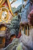 Hang Nga Crazy House — Stock Photo