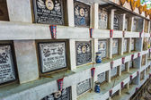 Vietnam a Usa válečný hřbitov — Stock fotografie
