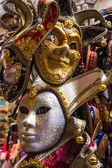 Masks, Venice, Italy — Stock Photo