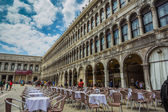 San Marco Piazza in Venice — Stock Photo