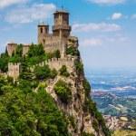 Rocca della Guaita fortress — Stock Photo #70387057