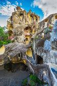 Hang Nga Crazy House in Dalat — Stock Photo