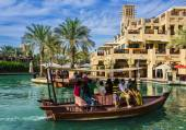 Souk Madinat Jumeirah — Stock Photo