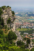 Beautiful Italian landscape — Stock Photo