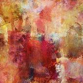 Abstract mixed media artwork — Stok fotoğraf