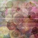 Spirals on mixed media — Stock Photo #67243971