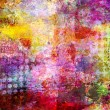 Abstract paint texture artwork — Stock Photo #74012397