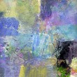 Abstract oil painting on canvas — Stock Photo #74013193