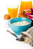Fresh breakfast — Stock Photo