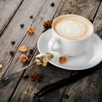 Coffee background — Stock Photo #53486701