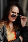 Woman portrait — Stockfoto