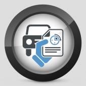 Fast car service — Vector de stock