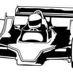 Racing Car — Stock Vector #58381367