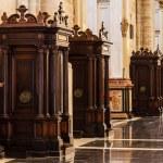 Confessional — Stock Photo #57594651
