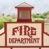 Straż pożarna — Zdjęcie stockowe